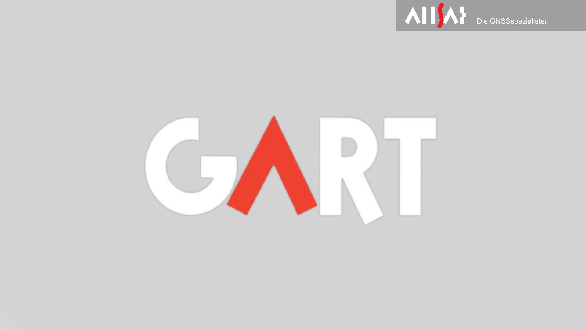 GART Entwicklung über 25 Jahre