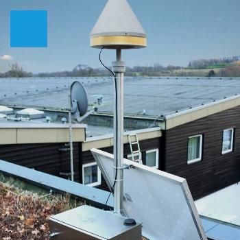 Aufbau von GNSS-Stationen