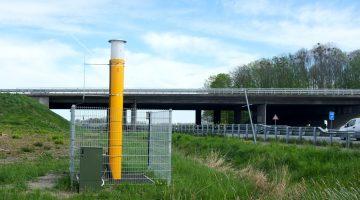 Monitoring Bundesautobahnbrücke