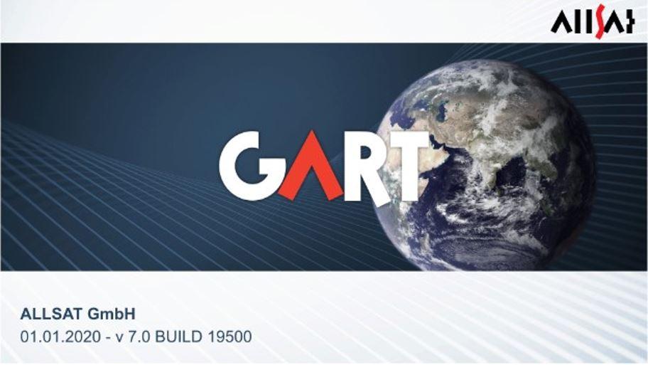 GART Version 7