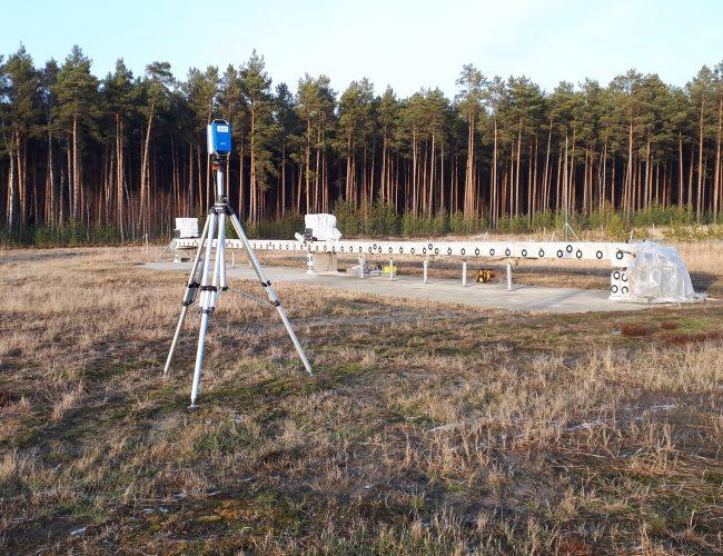 Monitoring mit MEMS - Testphase bei der BAM in Berlin
