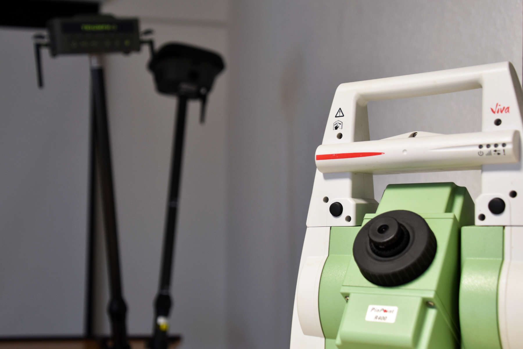 Leica Totalstation