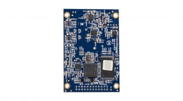 Hemisphere SBX-4 Board