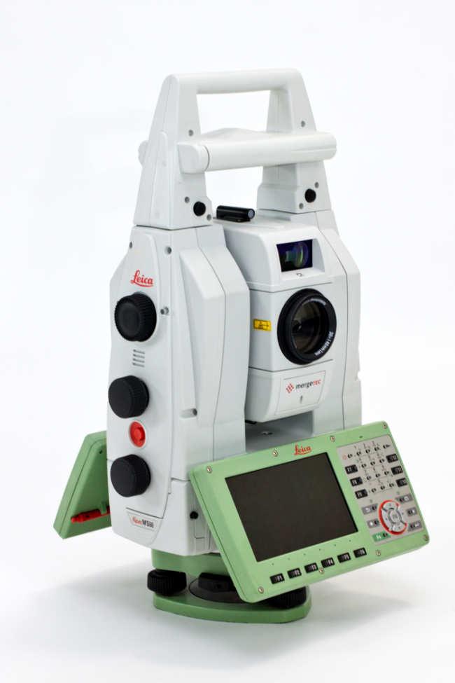 Leica MS60 das Multitalent wird von der ALLSAT vertrieben
