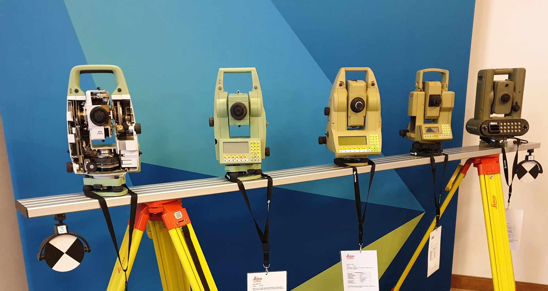 Leica Tachymeter werden jetzt von der ALLSAT Inzahlung genommen