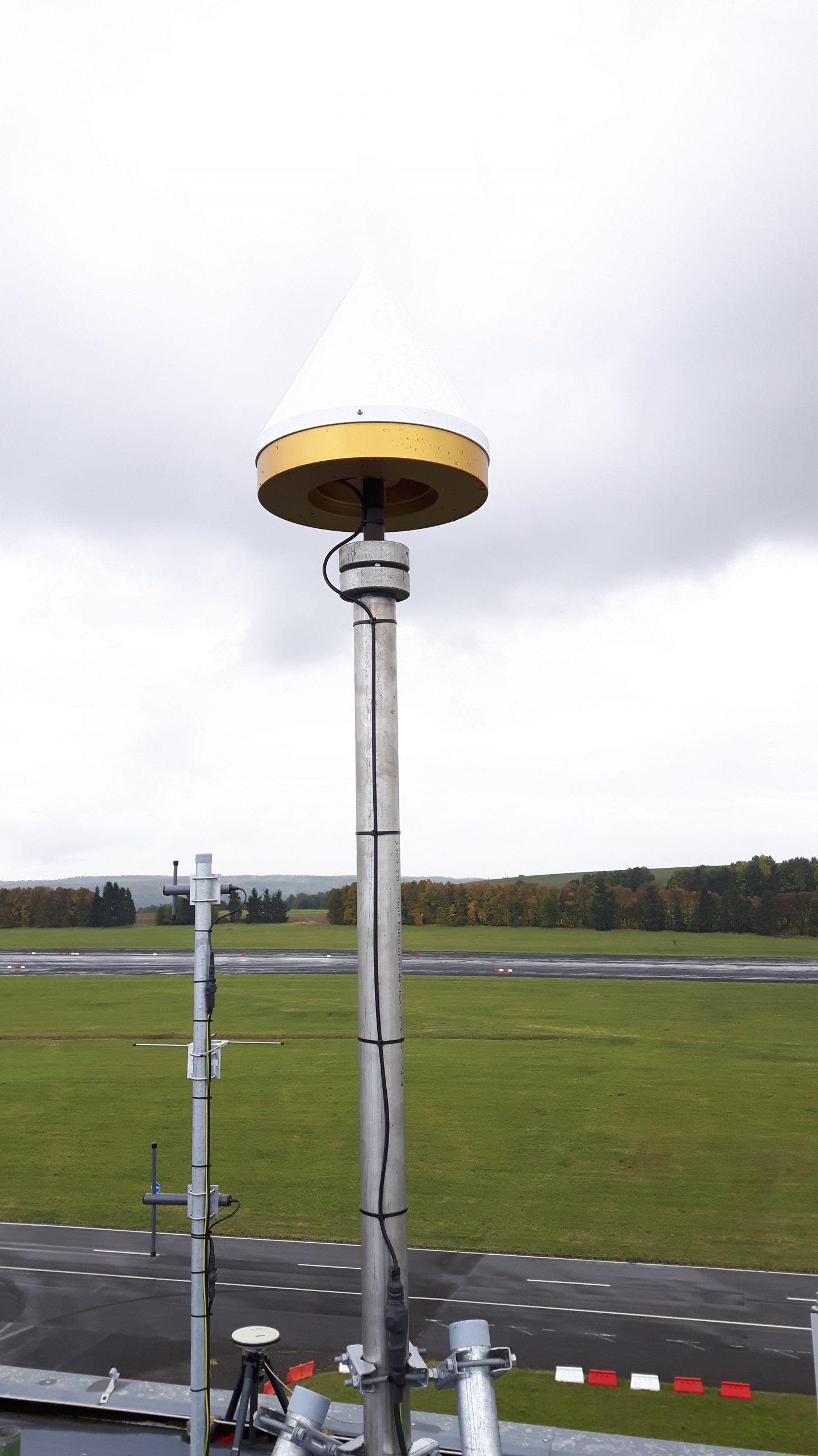 GNSS für das automatisierte Fahren an einer Teststrecke von Continental