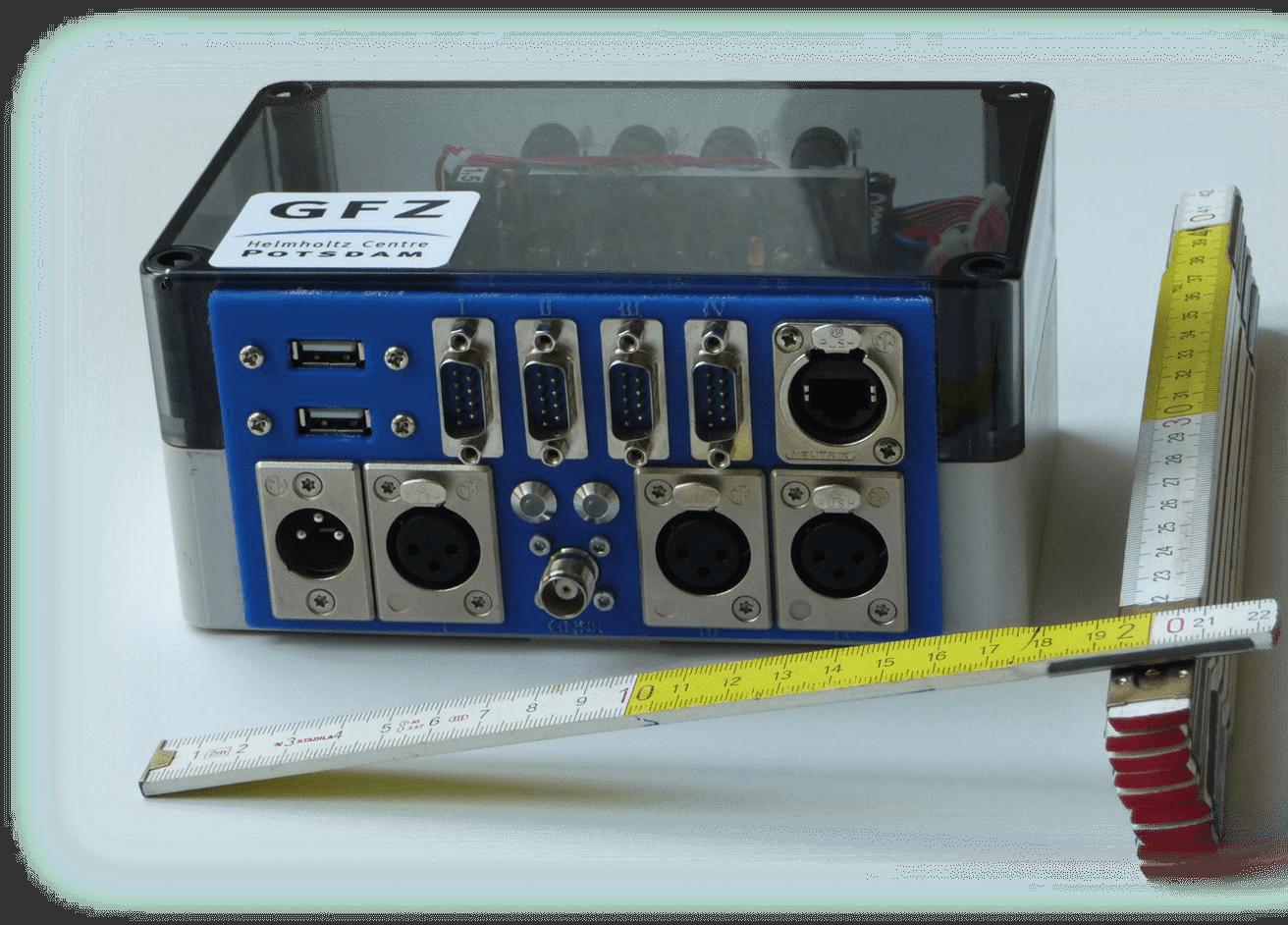 GNSS in der Klimaforschung – Im Einsatz am Toten Meer