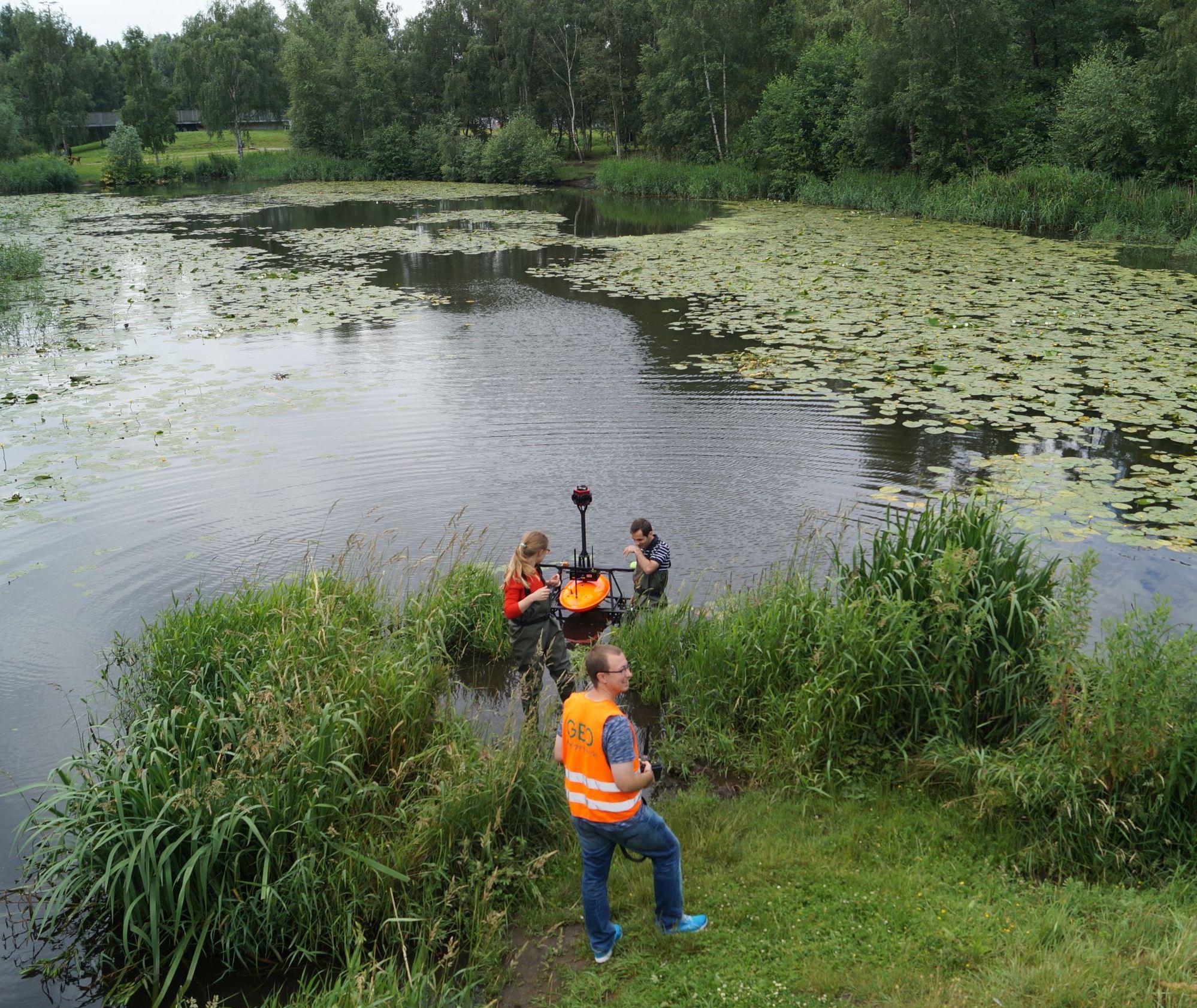 Brückendurchfahrt ohne Signalverlust – Das Projekt RiverView