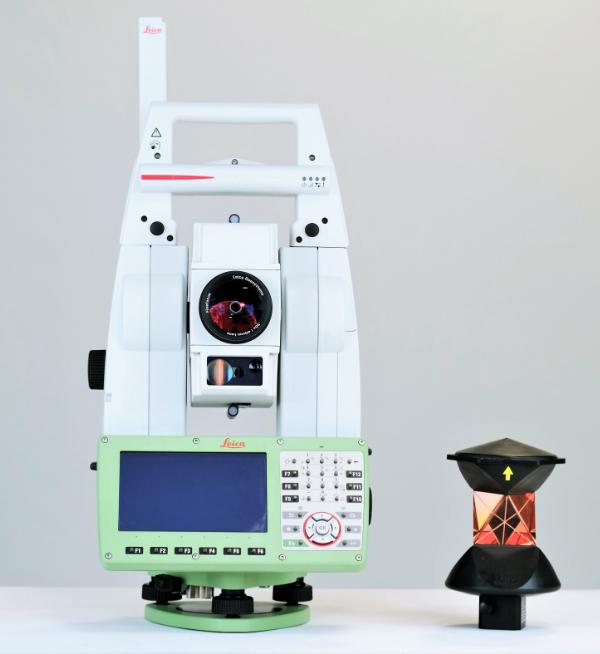 Leica TS16 bei ALLSAT