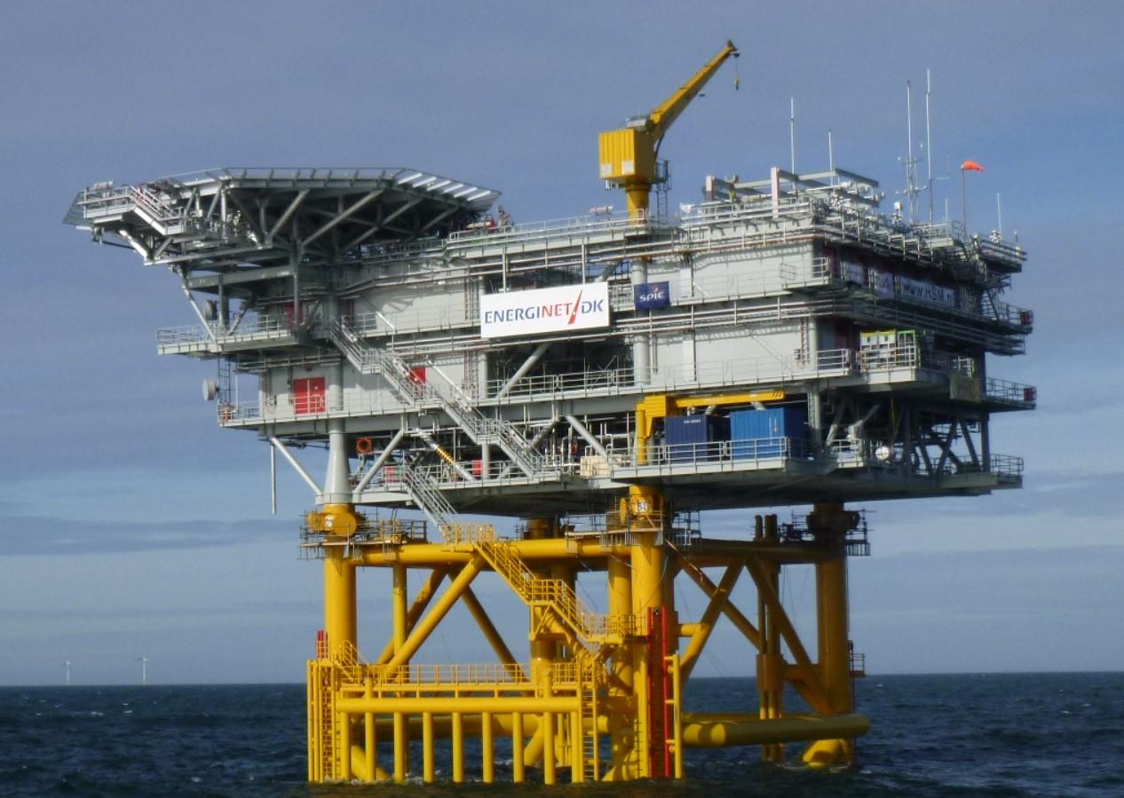 Präzise Positionierung für den Bau des Vattenfall Horns Rev 3 Offshore-Windparks