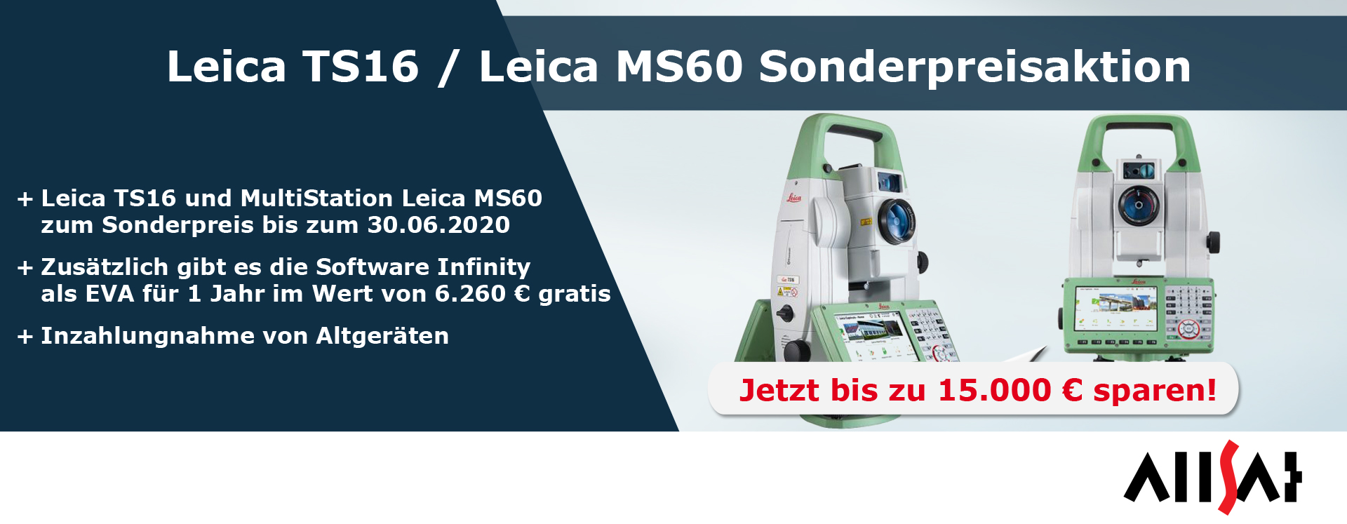 TS16/MS60 Sonderpreisaktion Banner Allsat