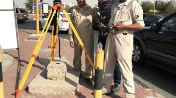 GNSS-Schulung in Kuwait
