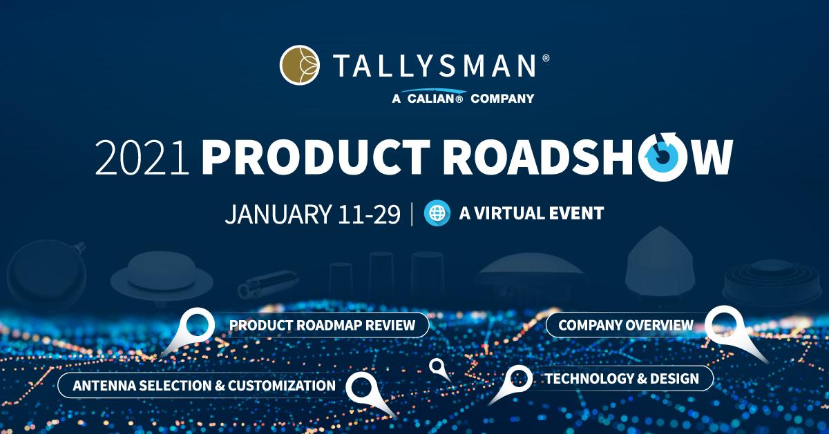 Tallysman Product Roadshow