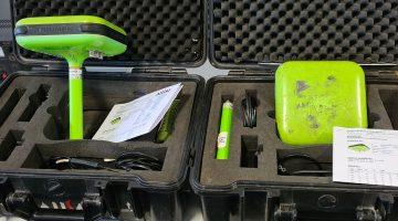 GNSS Smartantenne seit 10 Jahren im Einsatz