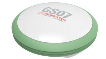Leica GS07 die ideale GNSS Smartantenne für Einsteiger
