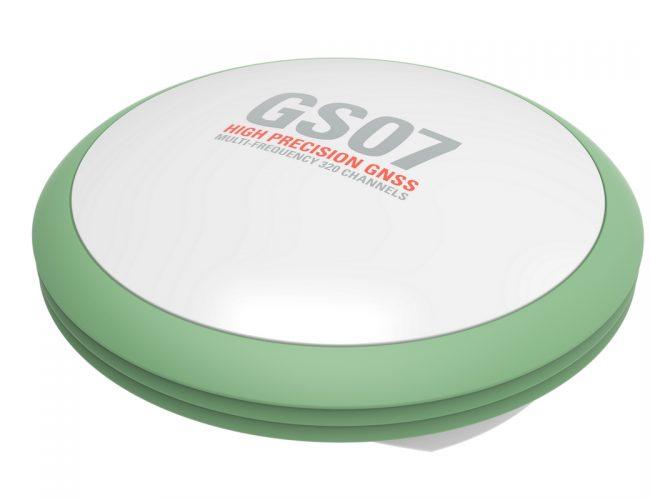 Die Leica GS07 ist die idealle GNSS Smartantenne für Einsteiger